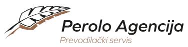 Perolo prevodilacka agencija Beograd