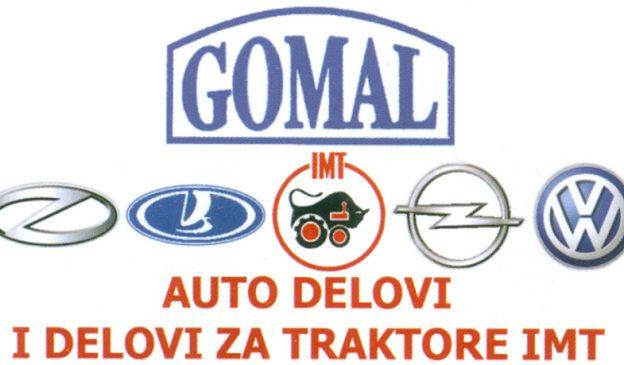 GOMAL delovi za traktore Beograd